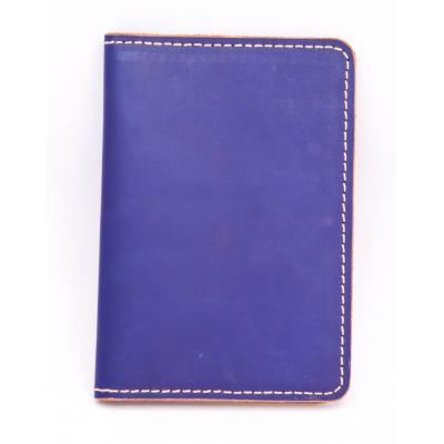 Blue Passport Holder