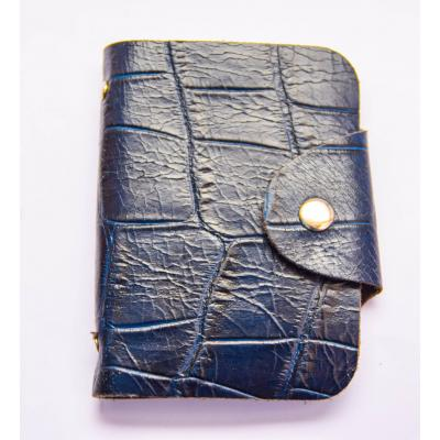 Blue Visiting Card Holder